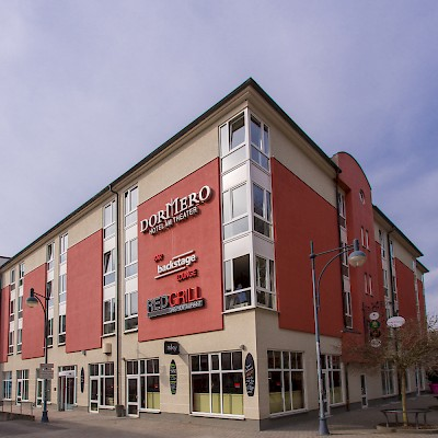"Dormero ""Hotel Am Theater"" Plauen"